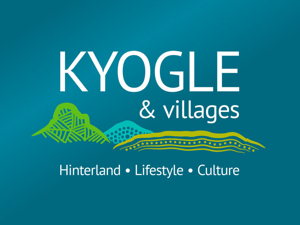 kyogle and villages brand logo